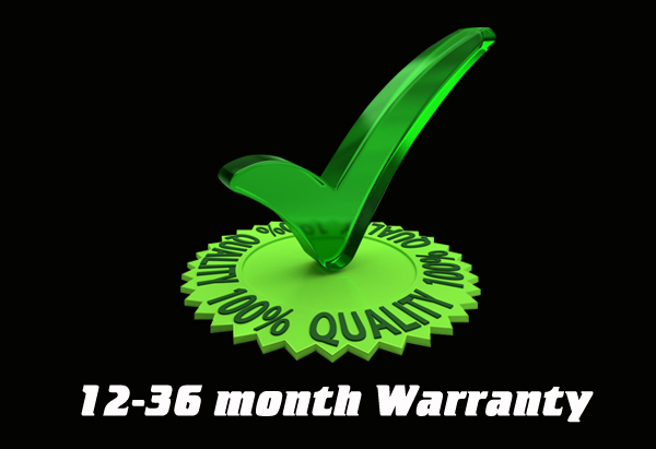 We provide quality lights and all of them are 12-36month warranty
